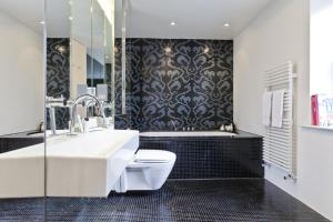 onefinestay - South Kensington private homes II, Apartmány  Londýn - big - 131