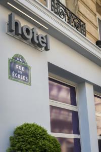 Hotel Moderne St Germain, Szállodák  Párizs - big - 34