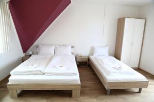 Gästehaus Zum Surgrund, Vendégházak  Cuxhaven - big - 11