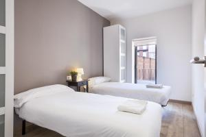 Fira Centric, Апартаменты  Барселона - big - 23