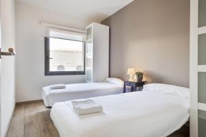 Fira Centric, Апартаменты  Барселона - big - 20