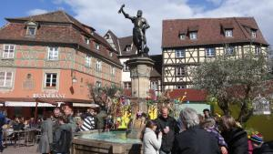 City Appart La Commanderie, Apartmány  Colmar - big - 17