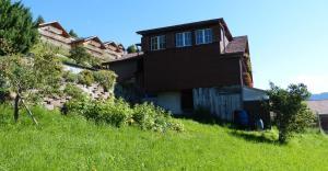 Ferienhaus Wang, Apartmanok  Beatenberg - big - 16