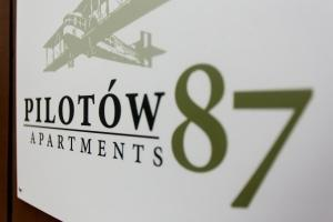 Pilotow 87 Apartments, Appartamenti  Cracovia - big - 57