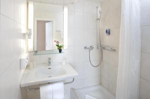 Habitación Individual con ducha