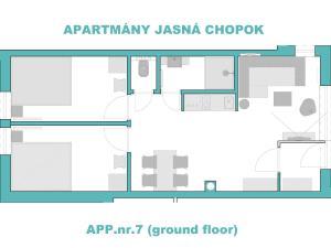 Apartmany Jasna Chopok, Apartments  Demanovska Dolina - big - 3