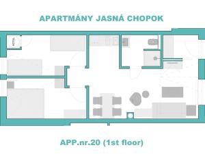 Apartmany Jasna Chopok, Apartments  Demanovska Dolina - big - 2
