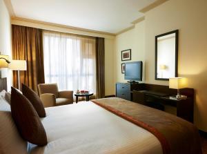 Mövenpick Hotel & Residence Hajar Tower Makkah, Отели  Мекка - big - 2