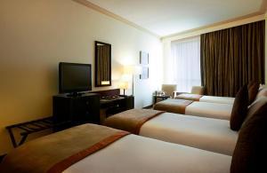 Mövenpick Hotel & Residence Hajar Tower Makkah, Отели  Мекка - big - 5