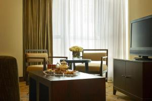 Mövenpick Hotel & Residence Hajar Tower Makkah, Отели  Мекка - big - 4