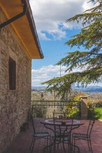 B&B La Collina Toscana, Farmy  Pieve a Maiano - big - 19
