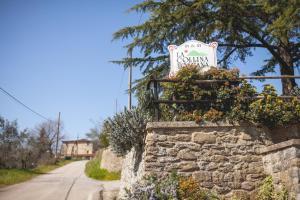 B&B La Collina Toscana, Farmy  Pieve a Maiano - big - 11