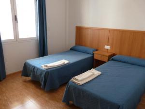 Apartamentos Maracay, Apartmanok  Roquetas de Mar - big - 18