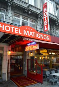 Hotel Matignon Grand Place, Hotely  Brusel - big - 22