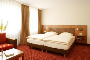 Hotel Landgasthof Gschwendtner, Hotely  Allershausen - big - 10
