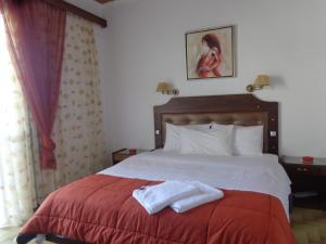 Angela Hotel, Szállodák  Ajía Marína - big - 36
