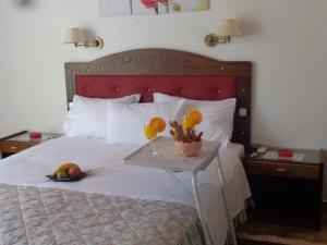 Angela Hotel, Hotely  Agia Marina Aegina - big - 38