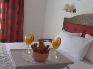 Angela Hotel, Hotely  Agia Marina Aegina - big - 39