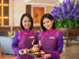 Shangri-La Hotel, Ulaanbaatar, Szállodák  Ulánbátor - big - 13