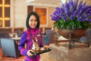 Shangri-La Hotel, Ulaanbaatar, Szállodák  Ulánbátor - big - 16