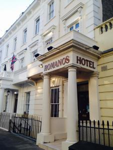 Romanos Hotel, Hotels  London - big - 1