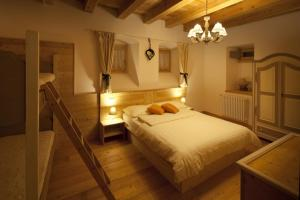 AD Fort Hensel, Hotels  Malborghetto Valbruna - big - 33