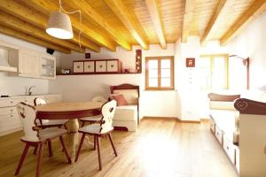 AD Fort Hensel, Hotels  Malborghetto Valbruna - big - 12