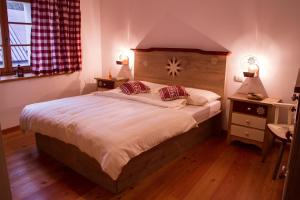 AD Fort Hensel, Hotels  Malborghetto Valbruna - big - 9