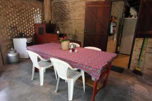 Casa de Cambury, Проживание в семье  Камбури - big - 7