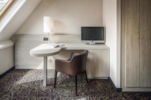 Fletcher Hotel-Restaurant De Broeierd-Enschede (former Hampshire Hotel – De Broeierd Enschede), Hotels  Enschede - big - 4