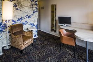 Fletcher Hotel-Restaurant De Broeierd-Enschede (former Hampshire Hotel – De Broeierd Enschede), Отели  Энсхеде - big - 43