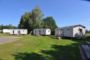 Camping Colline de Rabais, Kempingek  Virton - big - 9