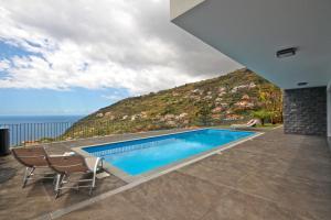 Villa Panoramica by HR Madeira, Виллы  Арку-да-Кальета - big - 4