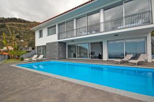 Villa Panoramica by HR Madeira, Виллы  Арку-да-Кальета - big - 9