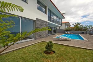 Villa Panoramica by HR Madeira, Виллы  Арку-да-Кальета - big - 11