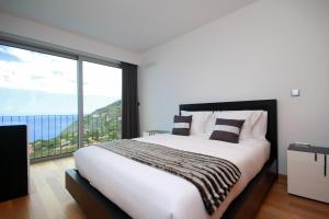Villa Panoramica by HR Madeira, Виллы  Арку-да-Кальета - big - 12