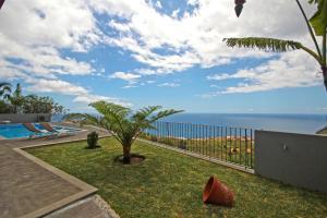 Villa Panoramica by HR Madeira, Виллы  Арку-да-Кальета - big - 23