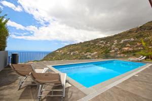 Villa Panoramica by HR Madeira, Виллы  Арку-да-Кальета - big - 32