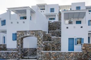 Aelia Studios, Apartmány  Aegiali - big - 24