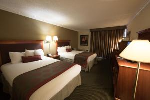 Ramada by Wyndham Houston Intercontinental Airport East, Hotel  Humble - big - 11