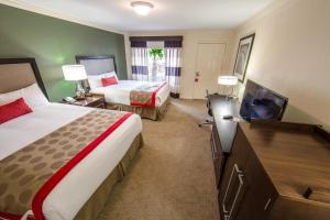 Ramada by Wyndham Houston Intercontinental Airport East, Hotel  Humble - big - 6