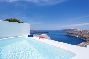Alti Santorini Suites, Villas  Megalokhori - big - 56