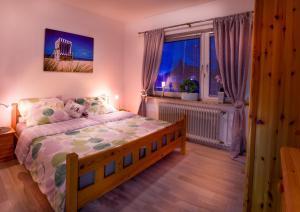 Ferienwohnung Gooß, Апартаменты  Куксхафен - big - 9
