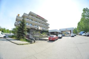 Hotel Le Baron, Hotel  Timisoara - big - 45