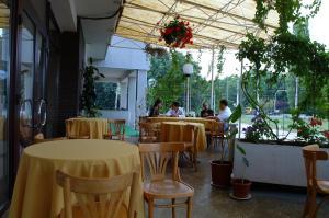 Hotel Le Baron, Hotel  Timisoara - big - 37