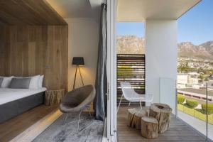 Classic-dobbeltværelse med balkon