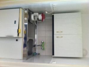 Hortenzia Apartmanház, Apartments  Balatonlelle - big - 17