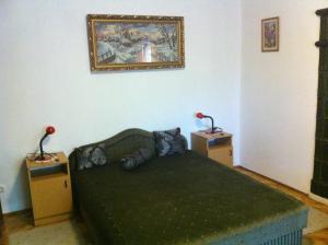 Hortenzia Apartmanház, Apartments  Balatonlelle - big - 28