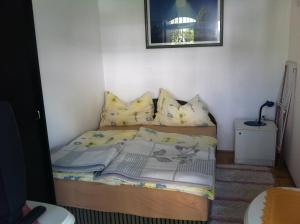 Hortenzia Apartmanház, Apartments  Balatonlelle - big - 6