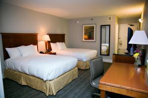 One-Bedroom Double Suite